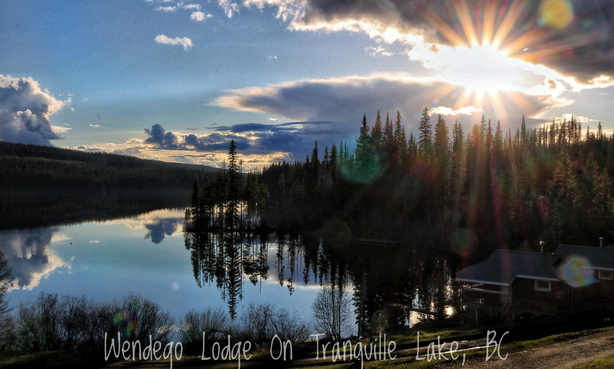 Wendego Lodge Private Off-Grid Fishing Resort